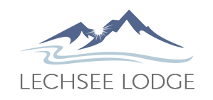 Logo Lechsee Lodge Lechbruck am See